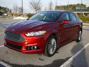 Ford 2013 2013 - Ford Fusion